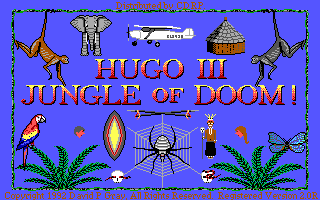 Hugo 3 - Jungle of Doom
