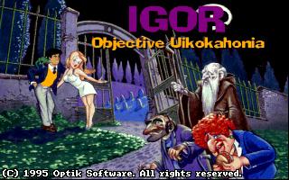 Igor - Objective Uikokahonia