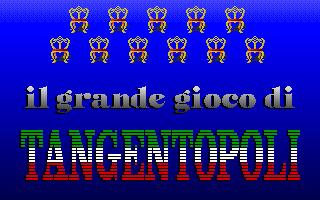 Il grande gioco di Tangentopoli