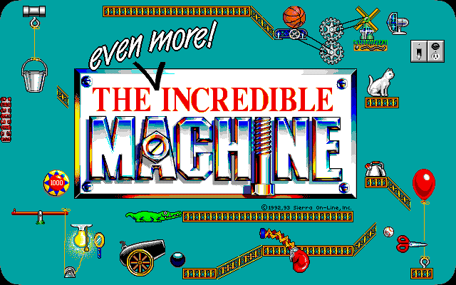 Incredible Machine 1.5