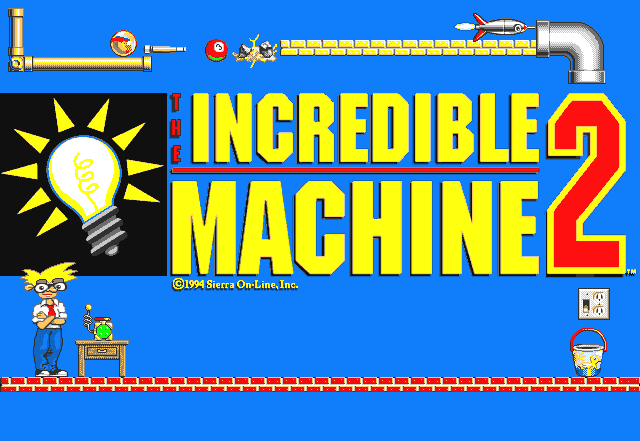 Incredible Machine 2