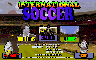 International Soccer