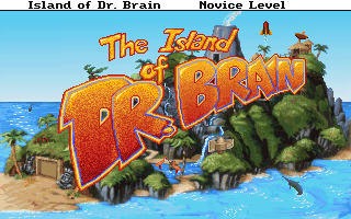 Island of Dr. Brain