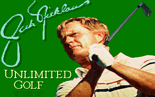 Jack Nicklaus Unlimited Golf