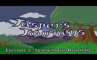 Jasper's Journeys
