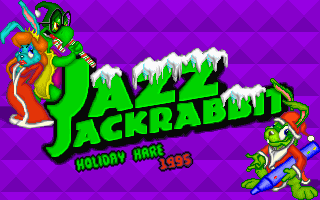 Jazz Jackrabbit - Holiday Hare 1995