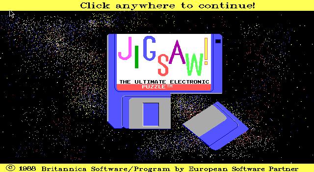 Jigsaw!
