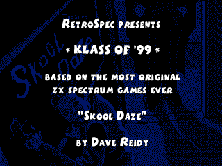 Klass of '99