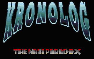 Kronolog - The Nazi Paradox