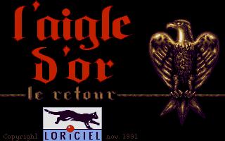 L'Aigle d'Or - Le Retour