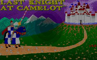 Last Knight in Camelot
