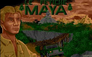 Le Fetiche Maya