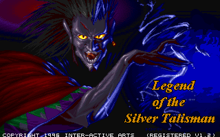 Legend of the Silver Talisman