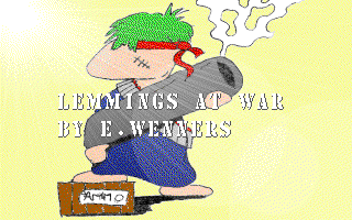 Lemmings at War