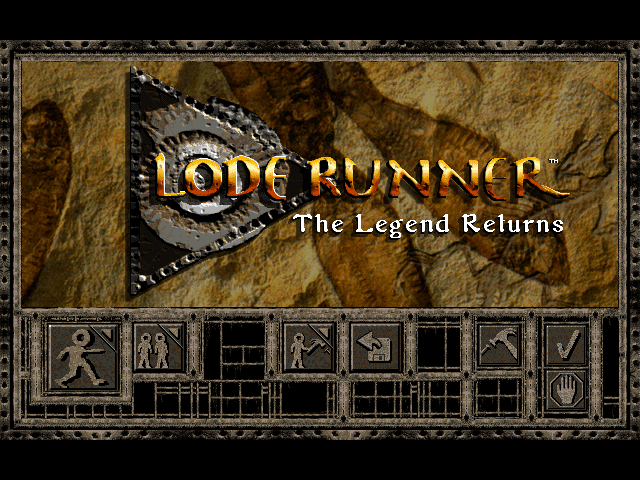 Lode Runner - The Legend Returns