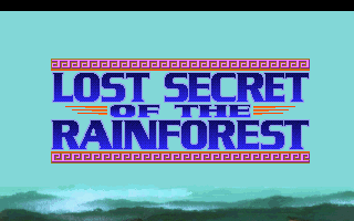 Lost Secret of the Rainforest