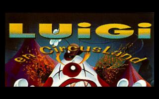 Luigi en Circusland