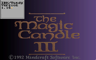 Magic Candle 3