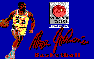 Magic Johnson's Basketball