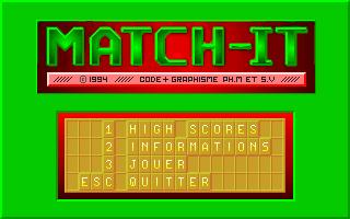Match-It