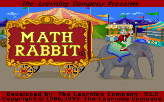 Math Rabbit