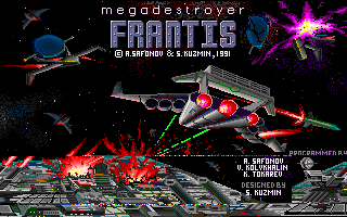 MegaDestroyer Frantis
