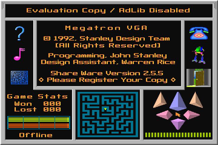 Megatron VGA