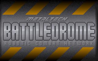 Metaltech Battledrome