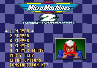 MicroMachines 2