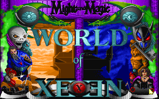 Might and Magic - World of Xeen