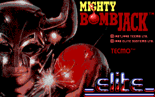 Mighty Bombjack