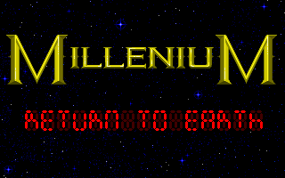 Millennium - Return to Earth
