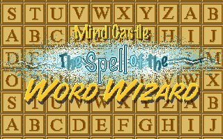Mind Castle - The Spell of the Word Wizard
