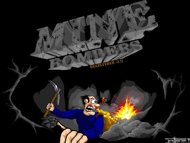 Mine Bombers