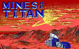 Mines of Titan