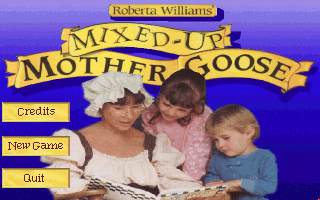 Mixed-Up Mother Goose (2)