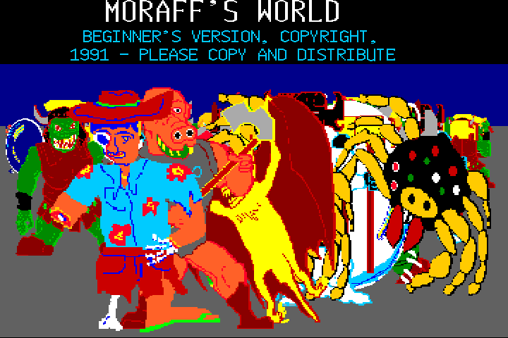Moraff's World