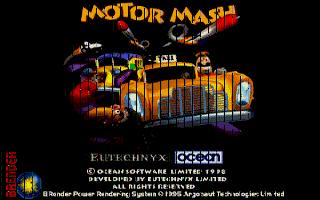 Motor Mash