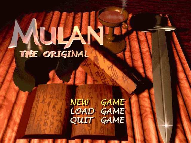 Mulan - The Original