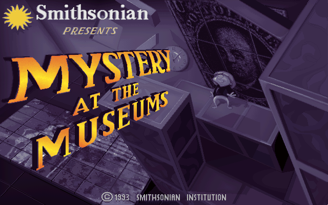 Mystery at the Museums