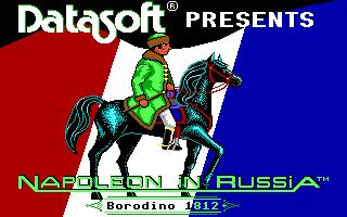 Napoleon in Russia - Borodino 1812