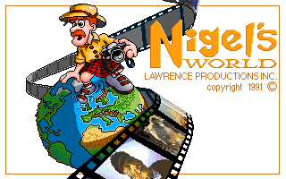 Nigel's World