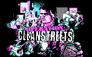 Operation - Cleanstreets