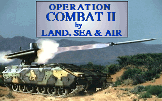 Operation Combat 2 - By Land, Sea and Air