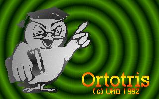Ortotris