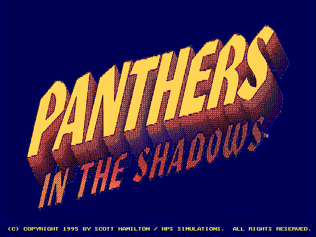 Panthers in the Shadows