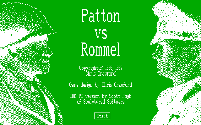 Patton vs. Rommel