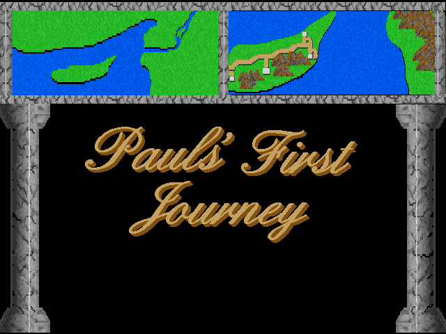 Paul's First Journey