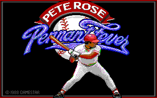 Pete Rose Pennant Fever