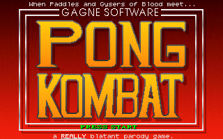 Pong Kombat